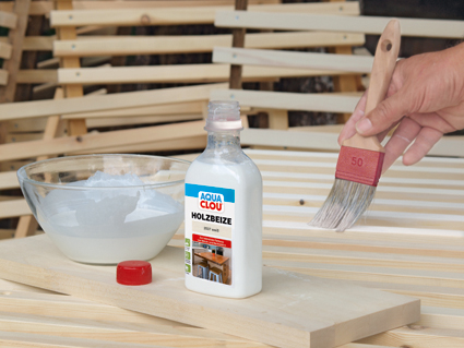 CLOU® – aus Liebe zum Holz. | Clou DIY | Expertentipps | Richtig beizen