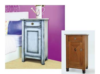 mbel auf alt getrimmt vintage mbel selber machen antik look schubladen with mbel auf alt. Black Bedroom Furniture Sets. Home Design Ideas